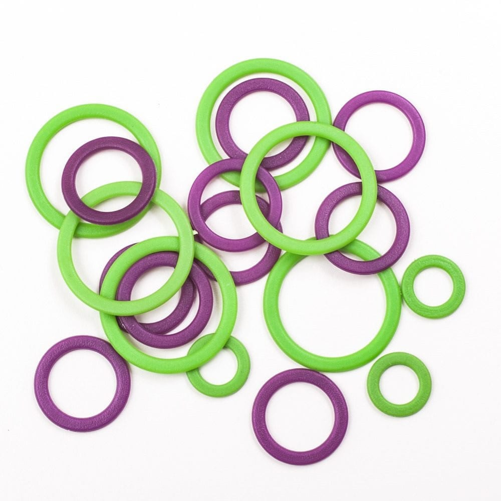 Knit Pro Stitch Ring Markers NZ