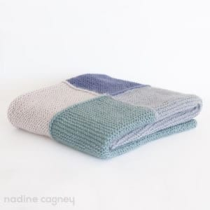 The Woven Wee Cabin Blankie