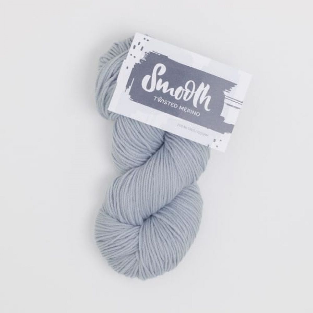Smooth Merino Wool Knitting Yarn