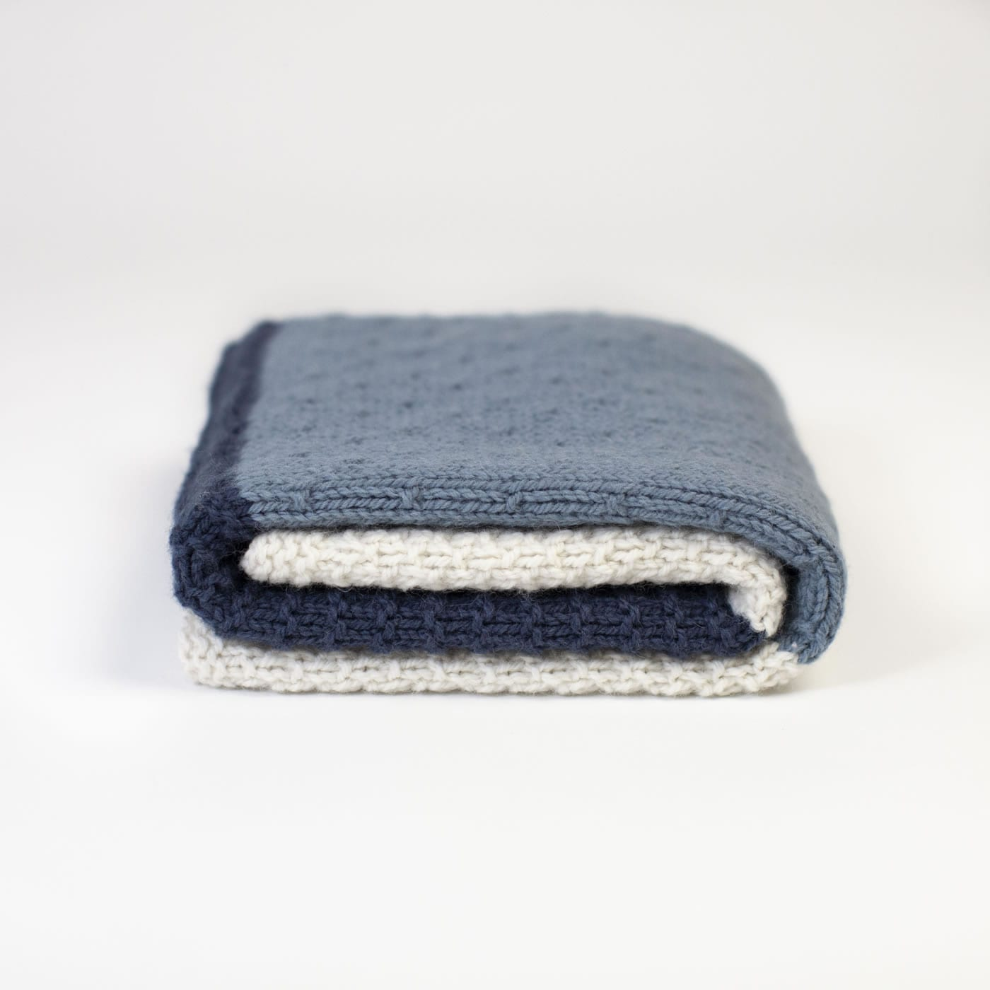 Textured Baby Blanket by The Woven Co