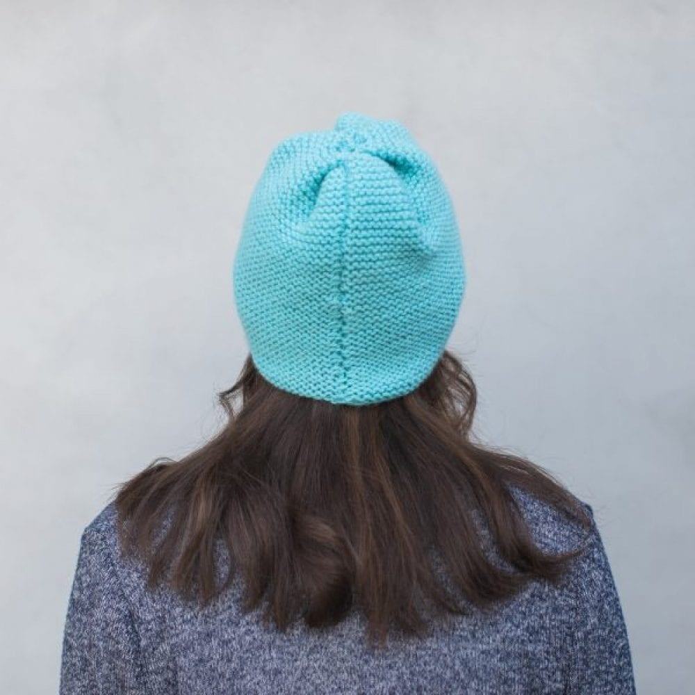 Kirsty's GF Beanie in Sumptuous