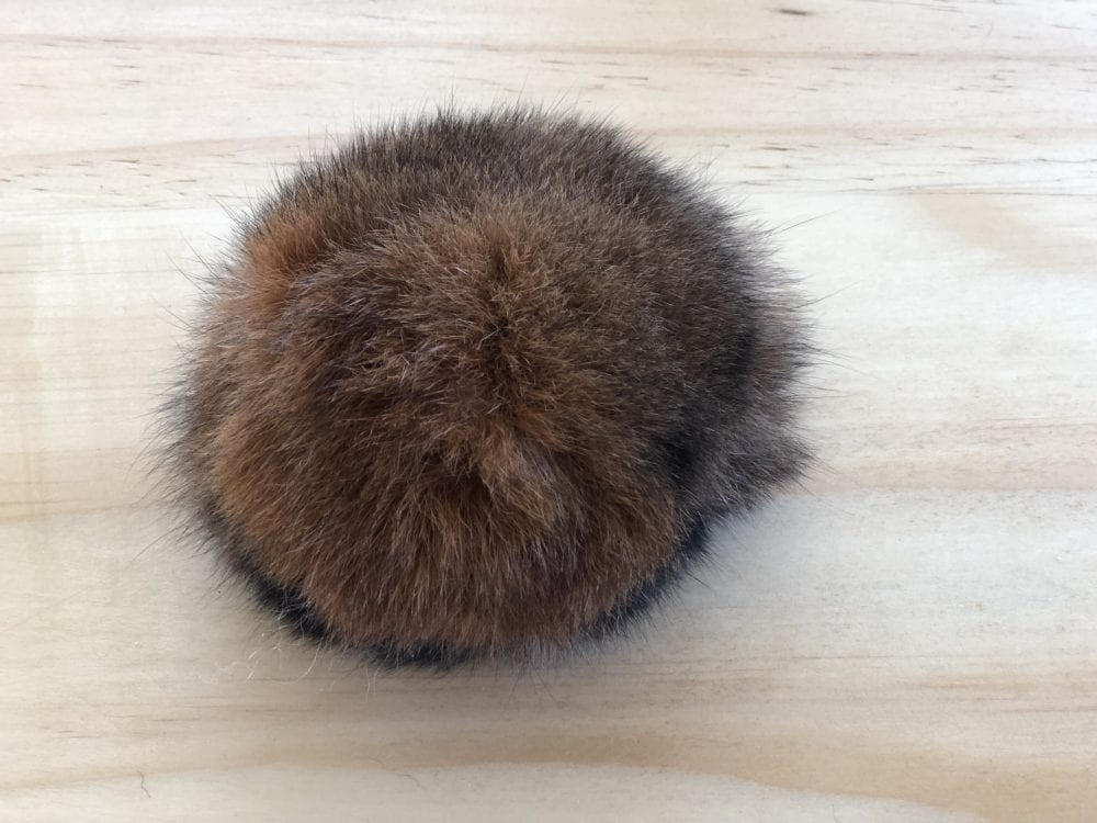 Fur Pom Pom