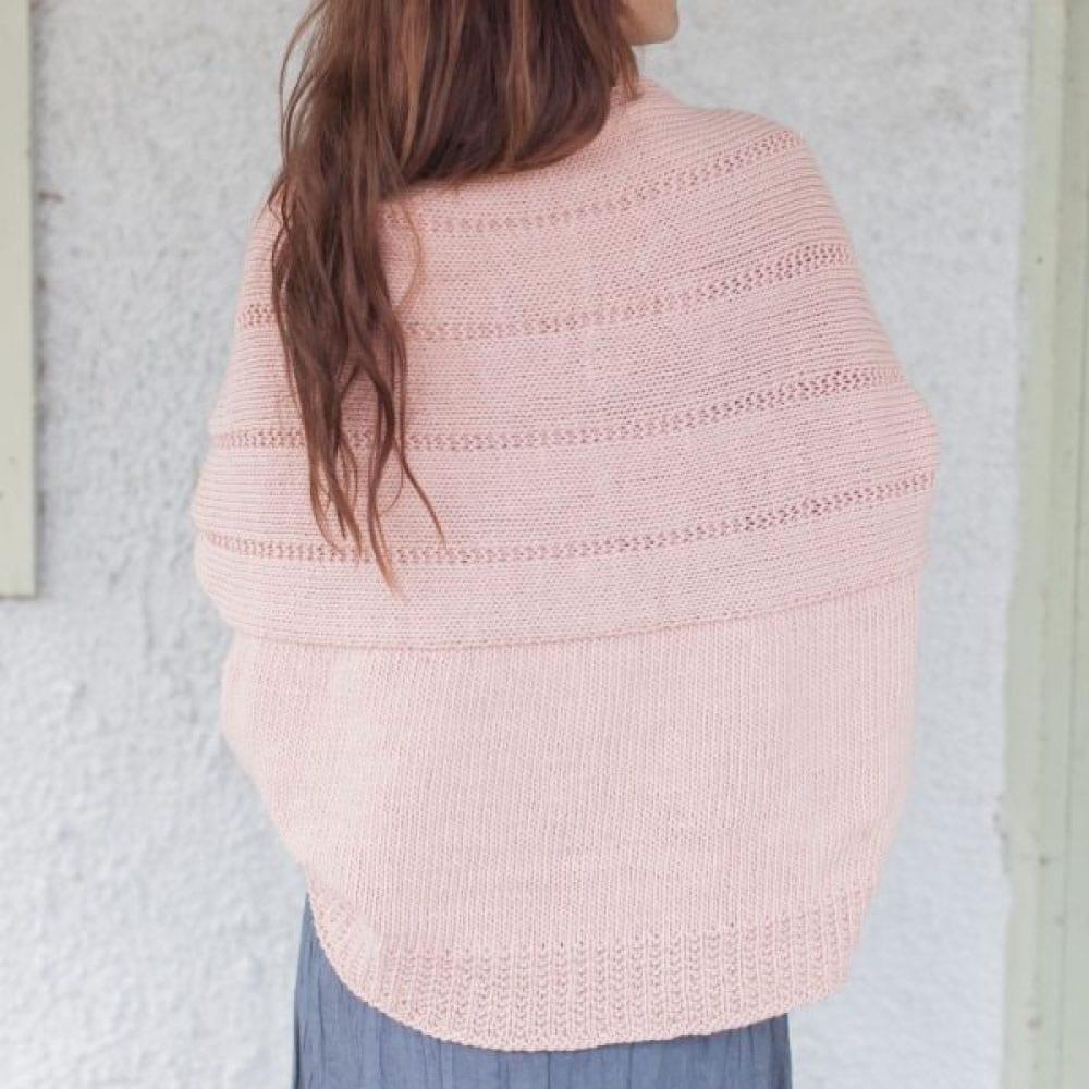 Amanda Kimono Shrug Knit Kit