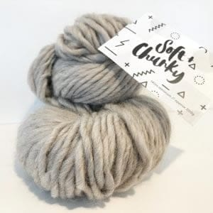 Super Bulky Soft and Chunky Yarn by The Woven Co