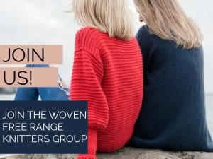 The Woven Free Range Knitters Group
