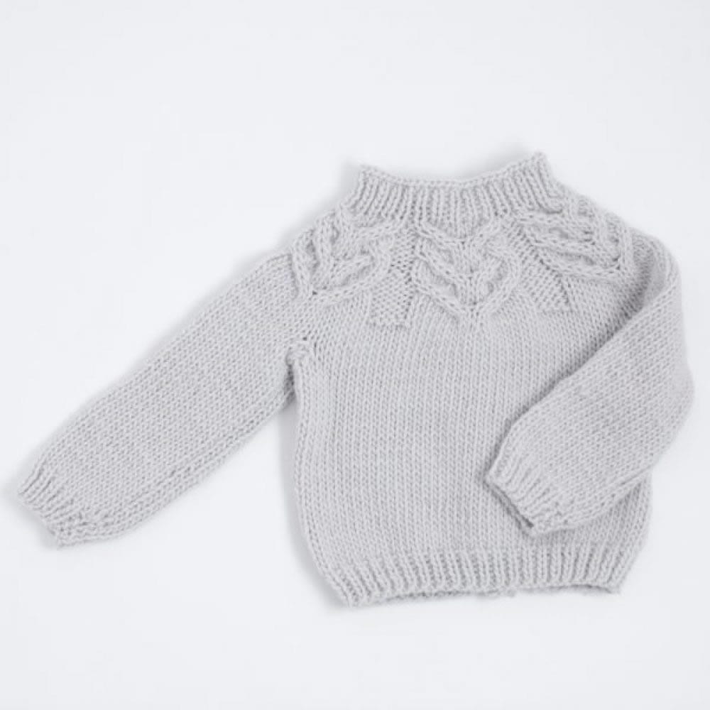 Tin Can Knits Antler Cardigan