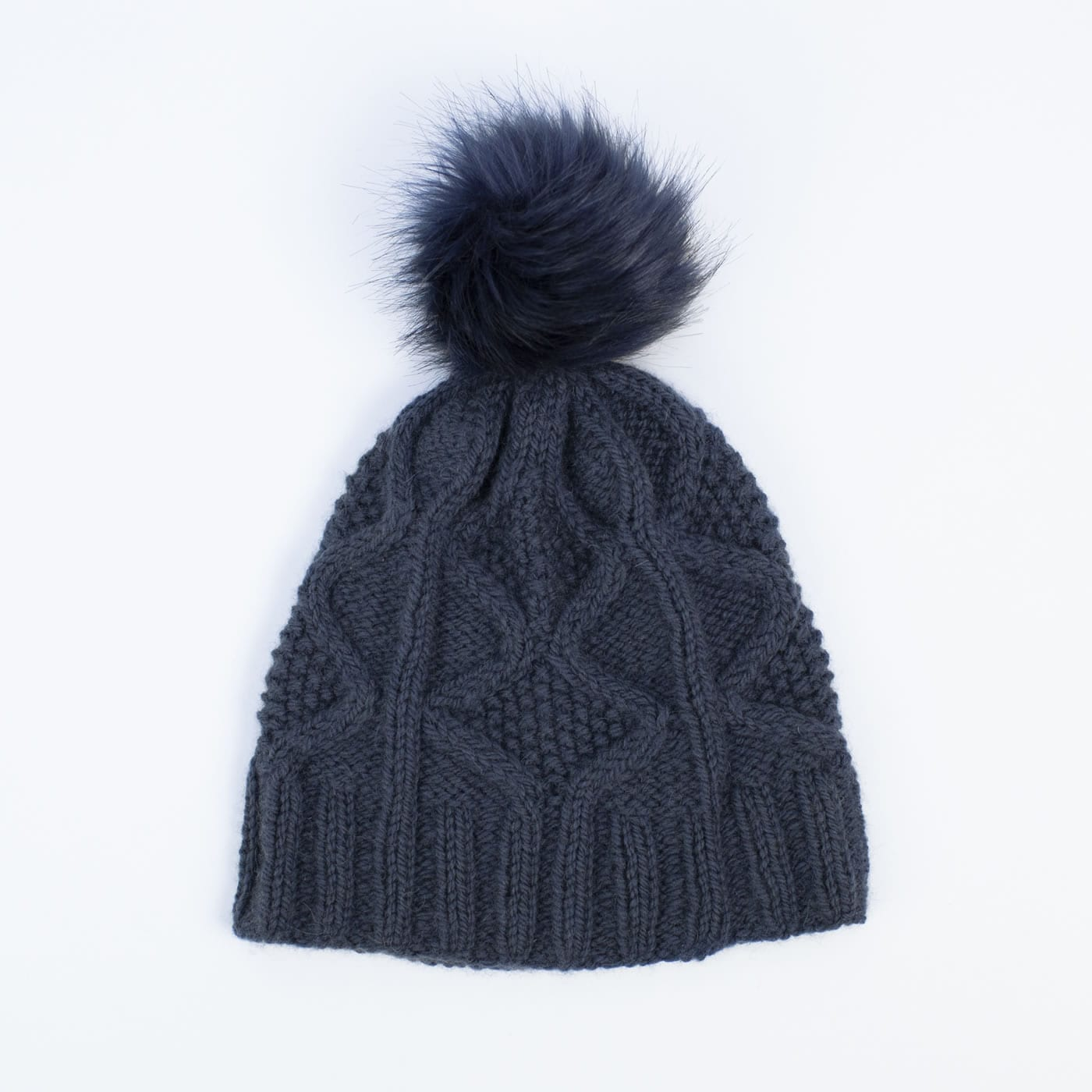 The Woven Alpine Beanie Knit Kit