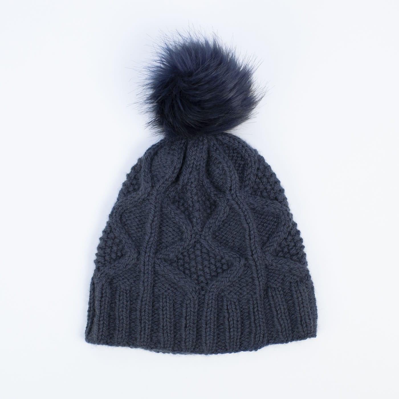 The Woven Alpine Beanie Knit Kit