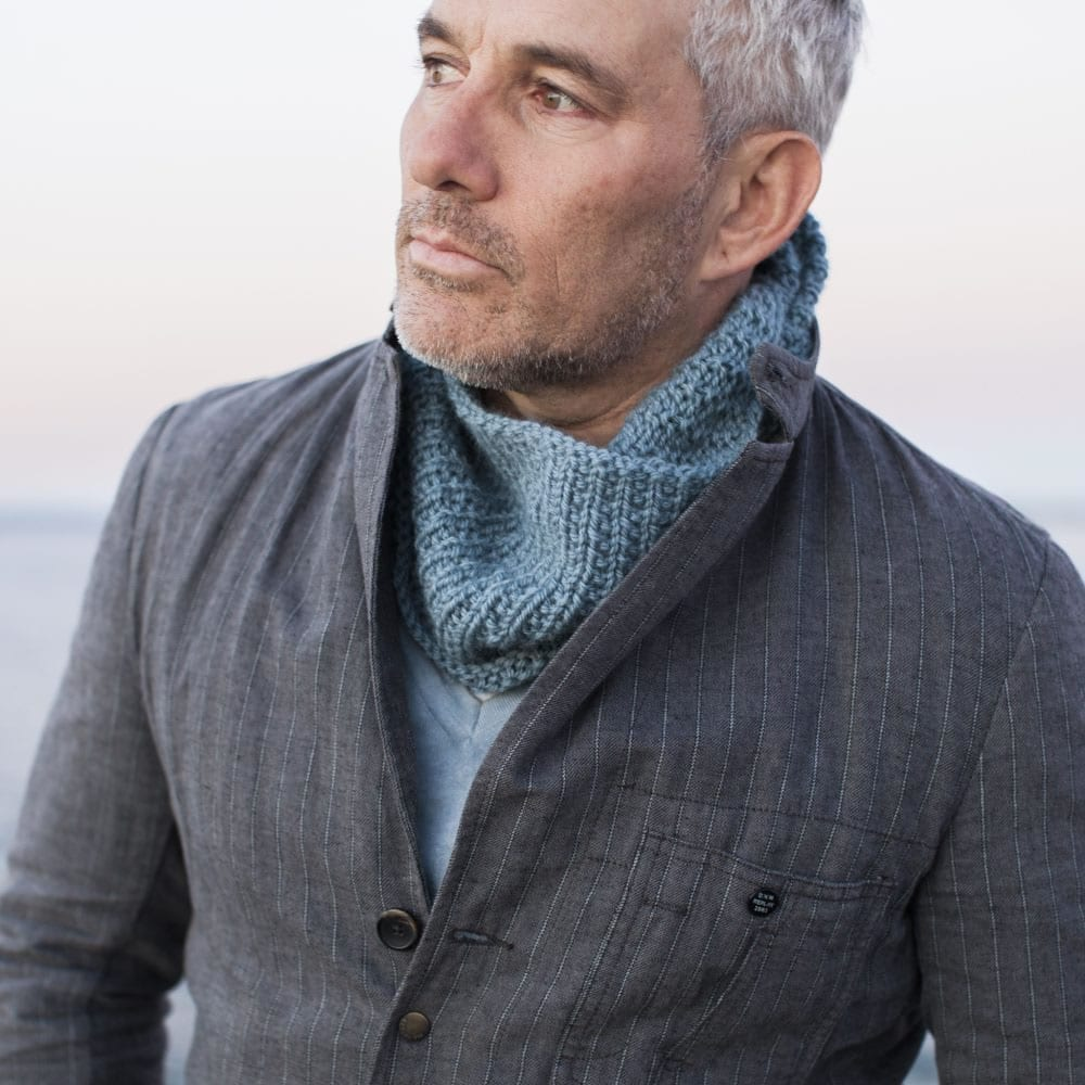 Sumptuous Snood The Woven Co NZ