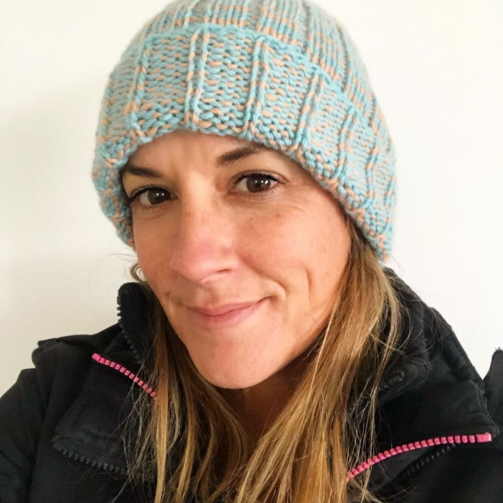 Free Knitting Pattern Hat The Woven Co