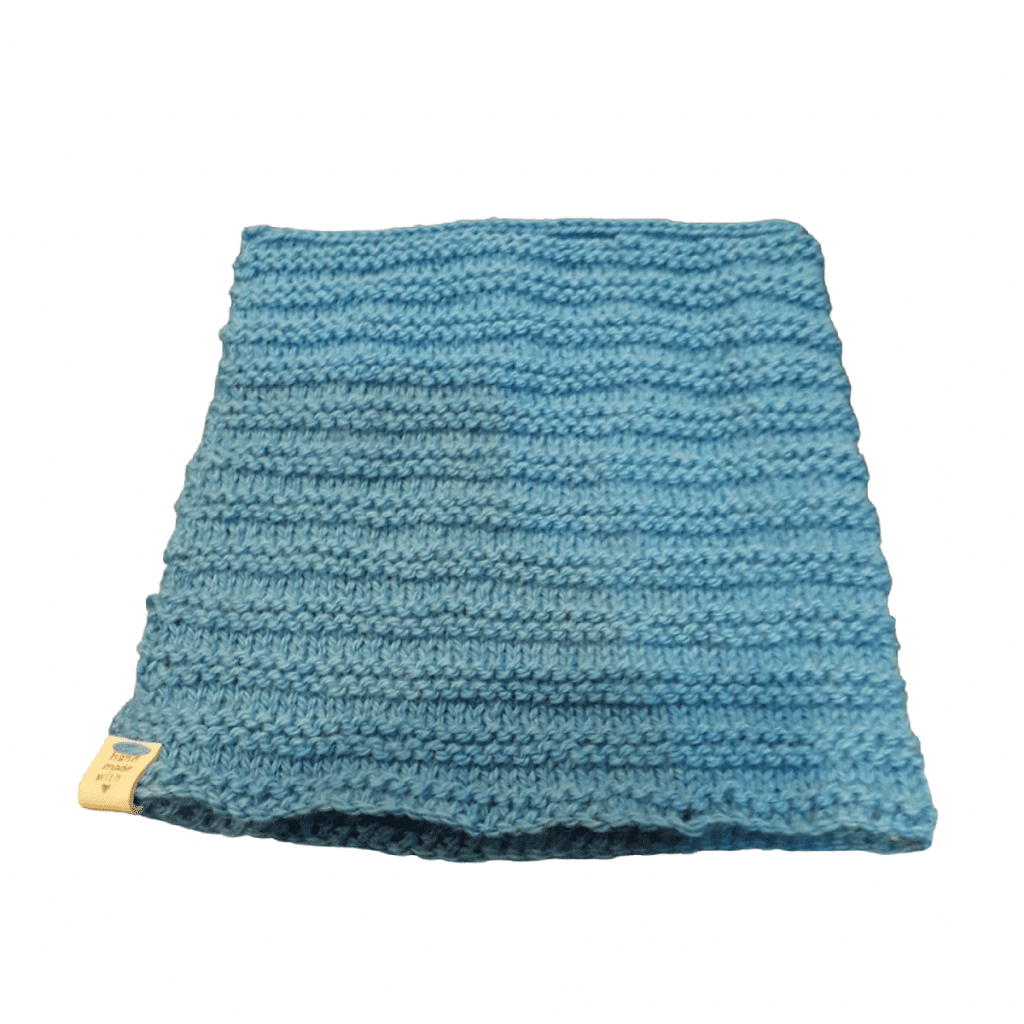 Simple Ribbed Cowl by The Woven Co