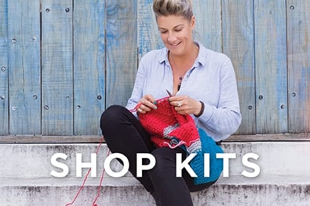 The Woven Co Shop Knit Kits