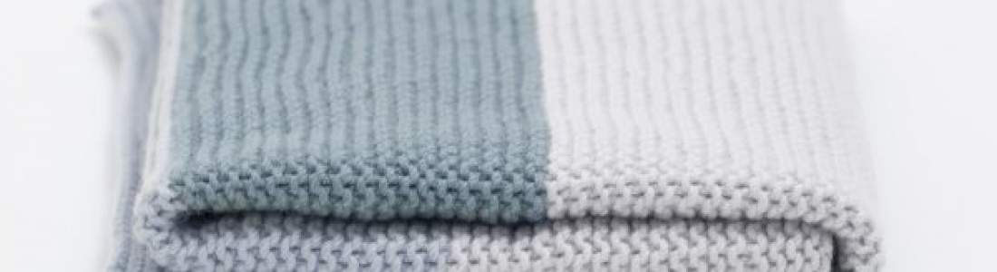 The Woven Simple Baby Blanket - THE WOVEN