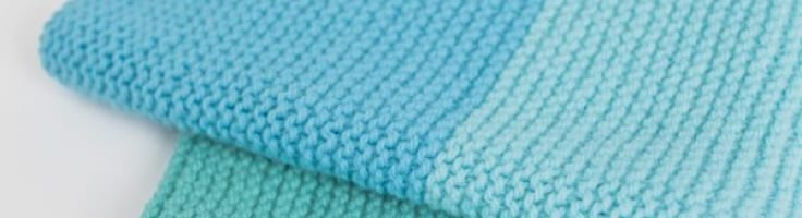 Tri Colour Easy Knit Baby Blanket Free Baby Blanket Knitting
